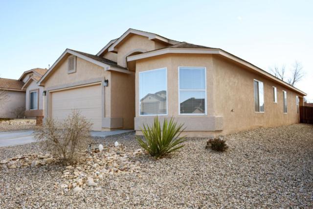 32 Avenida Jardin, Los Lunas, NM 87031 (MLS #909400) :: Campbell & Campbell Real Estate Services