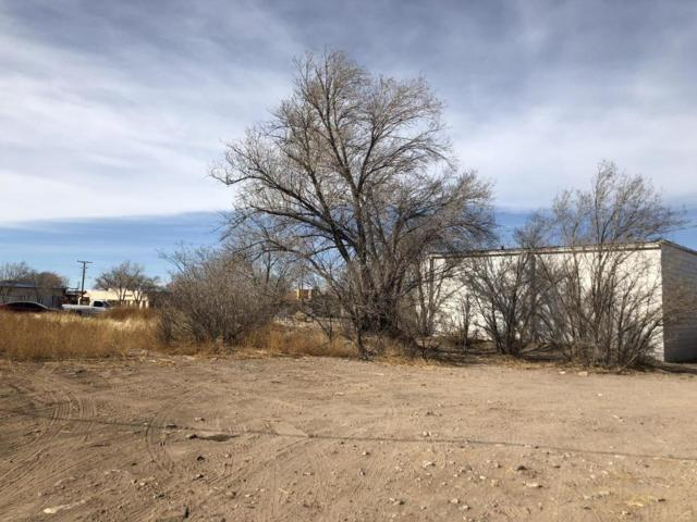 103 Main Street, Magdalena, NM 87825 (MLS #909463) :: The Bigelow Team / Realty One of New Mexico