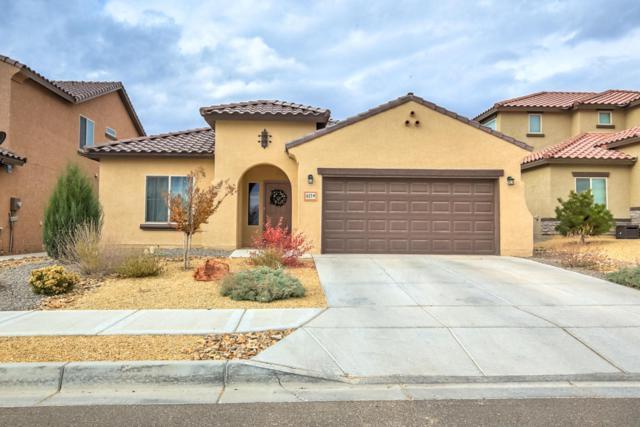 613 Palo Alto Drive NE, Rio Rancho, NM 87124 (MLS #909486) :: Campbell & Campbell Real Estate Services