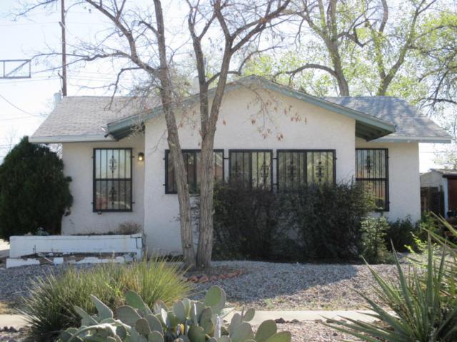 312 Harvard Drive SE, Albuquerque, NM 87106 (MLS #909495) :: Will Beecher at Keller Williams Realty