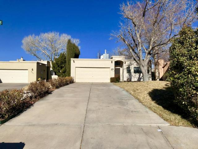 6701 Kelly Ann Road NE, Albuquerque, NM 87109 (MLS #909520) :: Campbell & Campbell Real Estate Services
