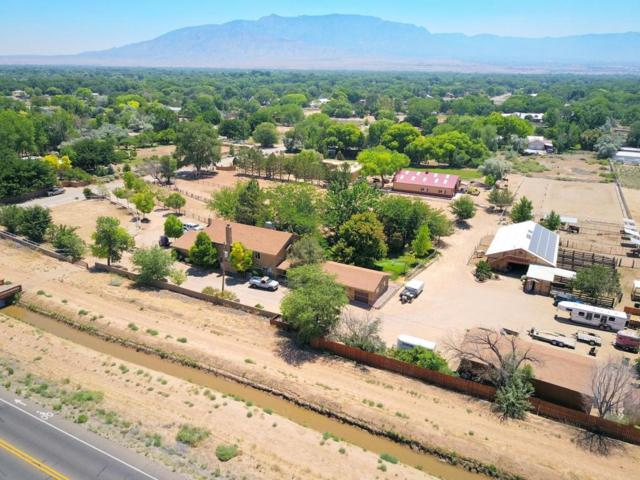 763 Applewood Road, Corrales, NM 87048 (MLS #909523) :: Campbell & Campbell Real Estate Services