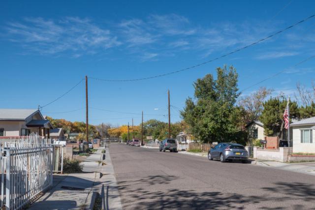1005 Santa Fe Avenue SW, Albuquerque, NM 87102 (MLS #909528) :: Campbell & Campbell Real Estate Services