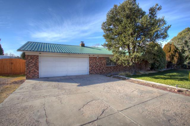 1000 Sandia Road NW, Albuquerque, NM 87107 (MLS #909529) :: Campbell & Campbell Real Estate Services