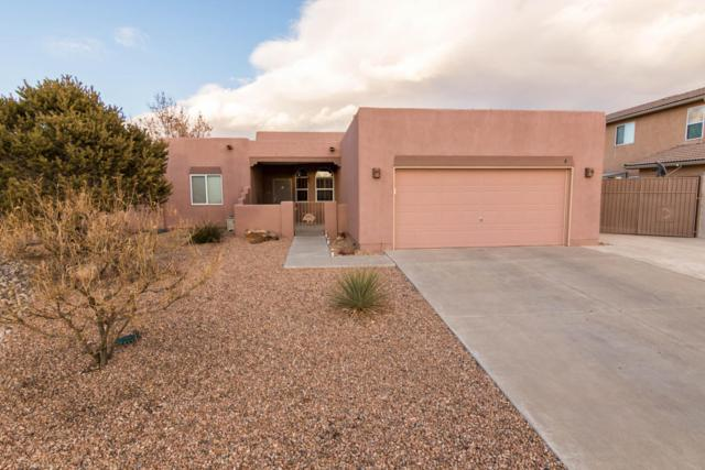 3828 Spyglass Loop SE, Rio Rancho, NM 87124 (MLS #909533) :: Campbell & Campbell Real Estate Services