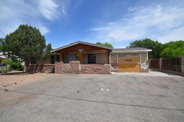2909 Leopoldo Road NW, Albuquerque, NM 87104 (MLS #909534) :: Campbell & Campbell Real Estate Services