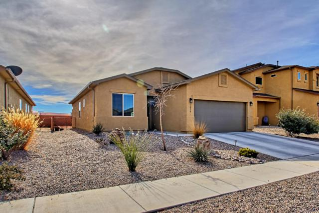 1036 Jacobs Drive NE, Rio Rancho, NM 87144 (MLS #909544) :: Campbell & Campbell Real Estate Services