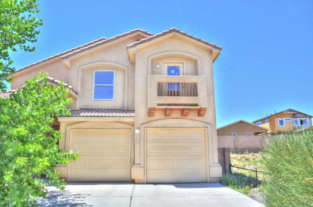 801 Scoria Drive NW, Albuquerque, NM 87120 (MLS #909651) :: Campbell & Campbell Real Estate Services