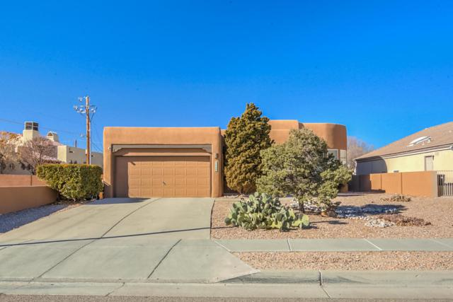 3801 Alamogordo Drive NW, Albuquerque, NM 87120 (MLS #909814) :: Your Casa Team