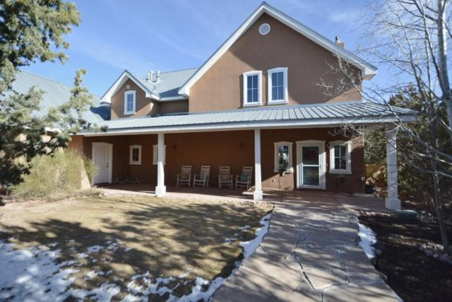 24 Abiquiu Court, Sandia Park, NM 87047 (MLS #909858) :: Will Beecher at Keller Williams Realty