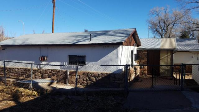 28 Frontage Road, Las Vegas, NM 87701 (MLS #909867) :: Campbell & Campbell Real Estate Services