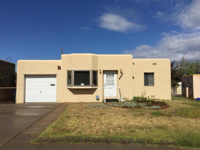 1013 Jefferson Street SE, Albuquerque, NM 87108 (MLS #909938) :: Your Casa Team