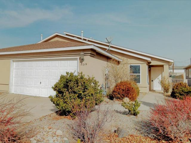 11219 Miravista Place SE, Albuquerque, NM 87123 (MLS #910032) :: Campbell & Campbell Real Estate Services