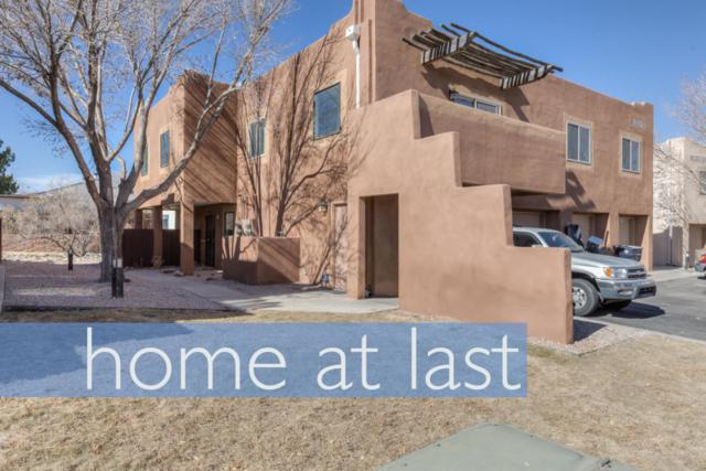4801 Irving Boulevard NW Unit 3203, Albuquerque, NM 87114 (MLS #910093) :: Campbell & Campbell Real Estate Services