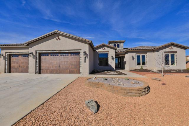 1591 Camino Canyon SW, Los Lunas, NM 87031 (MLS #910181) :: Will Beecher at Keller Williams Realty
