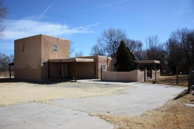 51 Vegas Road, Los Lunas, NM 87031 (MLS #910200) :: Campbell & Campbell Real Estate Services