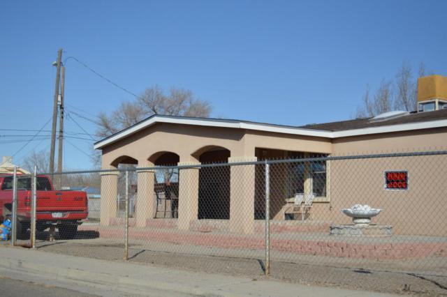 300 Wheeler Avenue SE, Albuquerque, NM 87102 (MLS #910212) :: Campbell & Campbell Real Estate Services