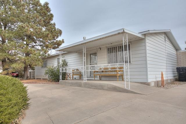 6836 Ina Drive NE, Albuquerque, NM 87109 (MLS #910541) :: Campbell & Campbell Real Estate Services
