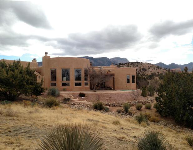 1 Adobe Road, Placitas, NM 87043 (MLS #910667) :: Your Casa Team
