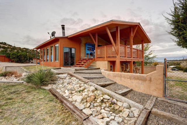 20 Davis Loop, Placitas, NM 87043 (MLS #910775) :: Will Beecher at Keller Williams Realty