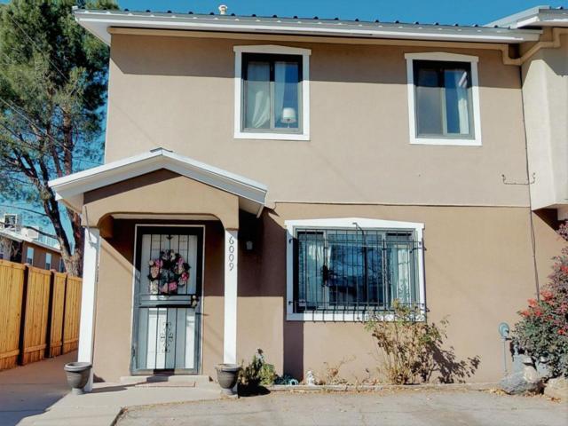 6009 Calle Ocho NW, Albuquerque, NM 87107 (MLS #910805) :: Your Casa Team