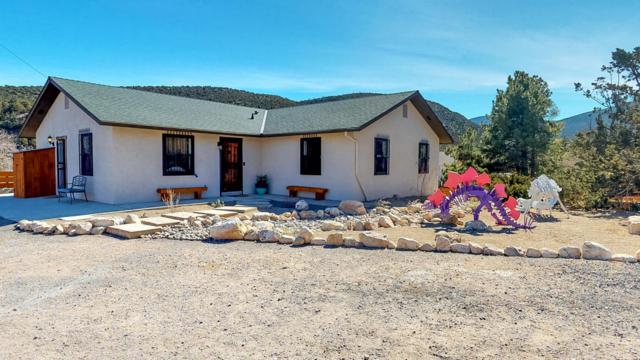 893 State Highway 165, Placitas, NM 87043 (MLS #910897) :: Will Beecher at Keller Williams Realty
