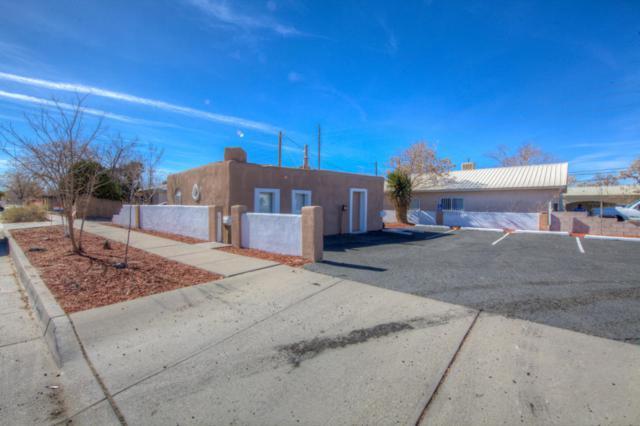 524 Gibson Boulevard SE, Albuquerque, NM 87102 (MLS #910921) :: Campbell & Campbell Real Estate Services