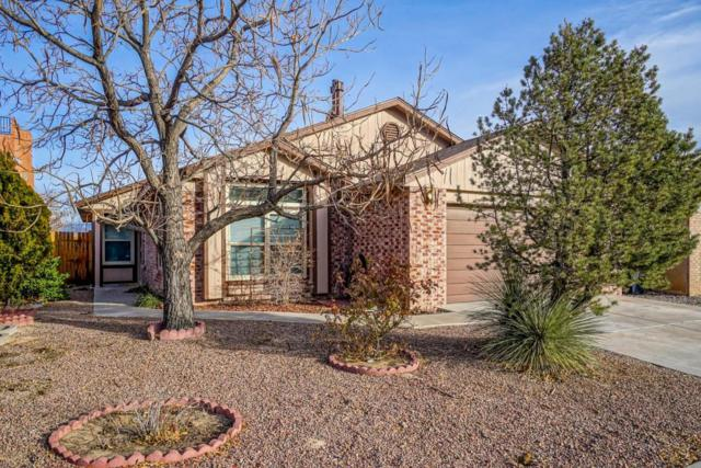 3224 Running Bird Place NW, Albuquerque, NM 87120 (MLS #910923) :: Campbell & Campbell Real Estate Services