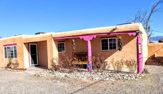 8906 8Th Street NW, Albuquerque, NM 87114 (MLS #911045) :: Your Casa Team