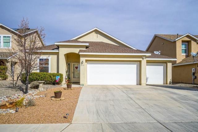 2135 Ensenada Circle SE, Rio Rancho, NM 87124 (MLS #911128) :: Your Casa Team