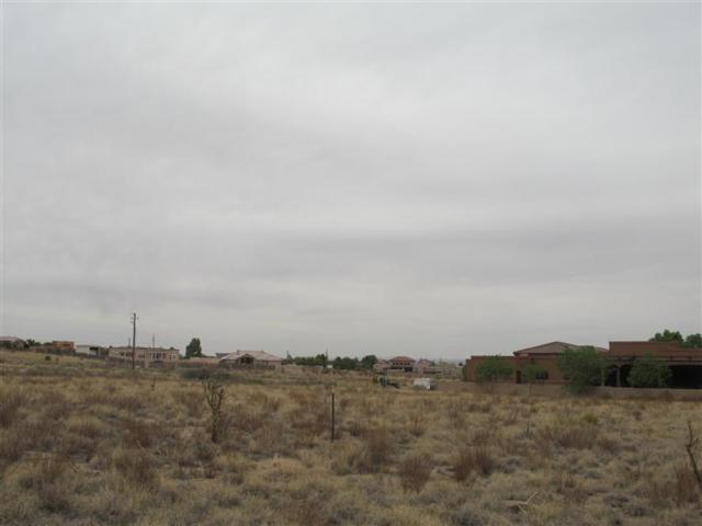 0 Anaheim NE, Albuquerque, NM 87122 (MLS #911196) :: Your Casa Team