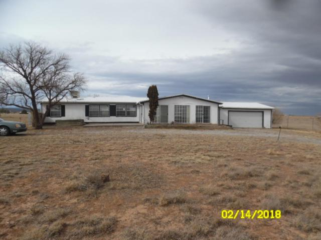 43 Coyote Loop, Moriarty, NM 87035 (MLS #911212) :: Campbell & Campbell Real Estate Services