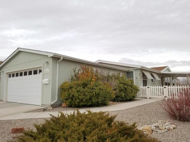146 Sunrise Bluffs, Belen, NM 87002 (MLS #911290) :: Campbell & Campbell Real Estate Services