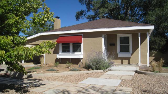 1704 Ridgecrest Drive SE, Albuquerque, NM 87108 (MLS #911370) :: Your Casa Team