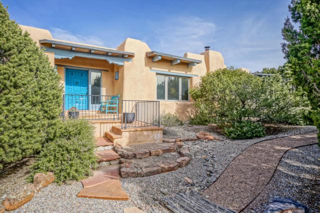 39 Calle Del Norte, Placitas, NM 87043 (MLS #911376) :: Will Beecher at Keller Williams Realty