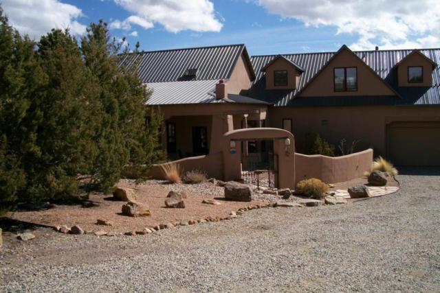 14 Via Entrada, Sandia Park, NM 87047 (MLS #911423) :: Will Beecher at Keller Williams Realty