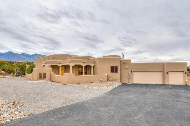 36 Anasazi Trails Loop, Placitas, NM 87043 (MLS #911436) :: Will Beecher at Keller Williams Realty