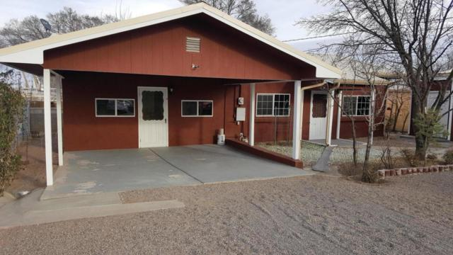 314 Grant St, Socorro, NM 87801 (MLS #911465) :: Campbell & Campbell Real Estate Services