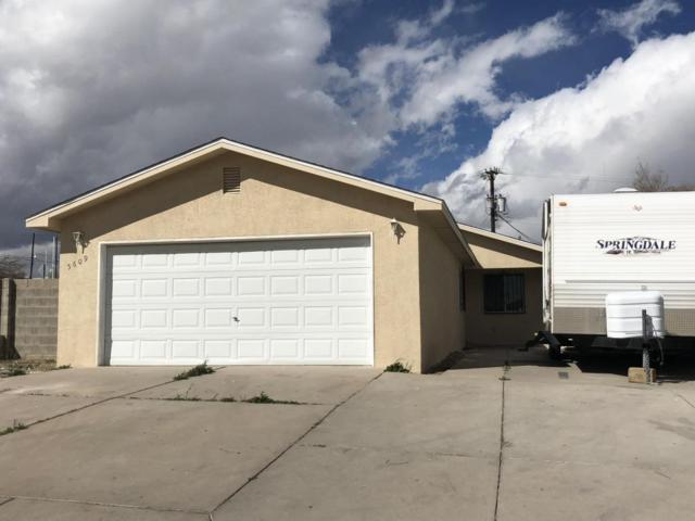 5609 Lucca Avenue SW, Albuquerque, NM 87121 (MLS #911522) :: Your Casa Team