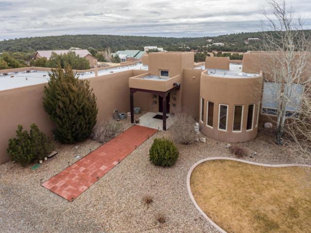 19 Rancho Verde, Tijeras, NM 87059 (MLS #911566) :: Will Beecher at Keller Williams Realty