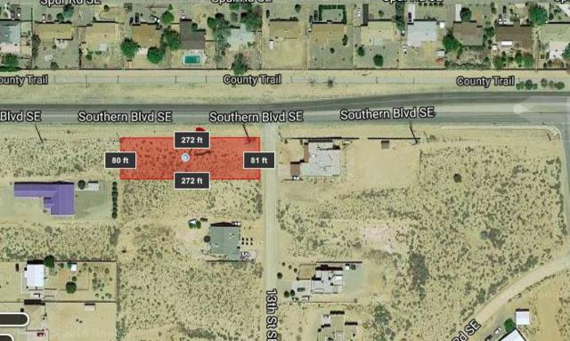 1001 13th Street SE, Rio Rancho, NM 87124 (MLS #911602) :: Campbell & Campbell Real Estate Services