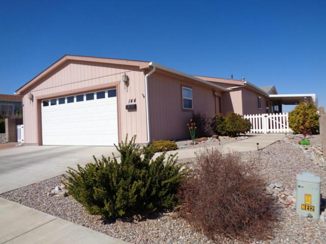 144 Sunrise Bluffs Drive, Belen, NM 87002 (MLS #911641) :: Campbell & Campbell Real Estate Services