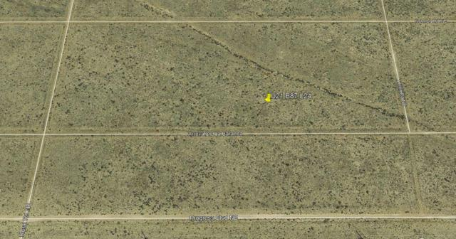Cayenne NE, Rio Rancho, NM 87144 (MLS #911646) :: Campbell & Campbell Real Estate Services