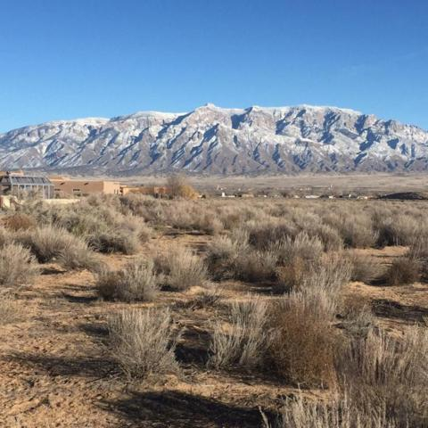 El Dorado Road, Corrales, NM 87048 (MLS #911650) :: Will Beecher at Keller Williams Realty