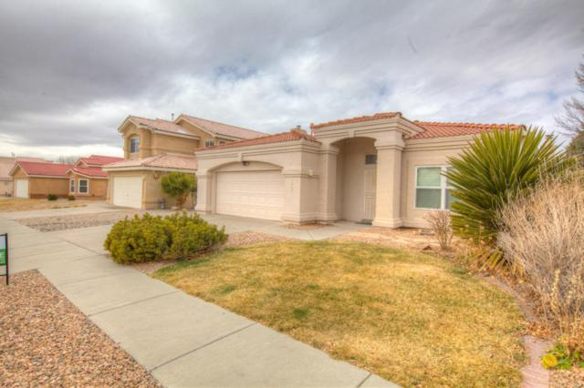 1005 Tony Sanchez SE, Albuquerque, NM 87123 (MLS #911681) :: Campbell & Campbell Real Estate Services