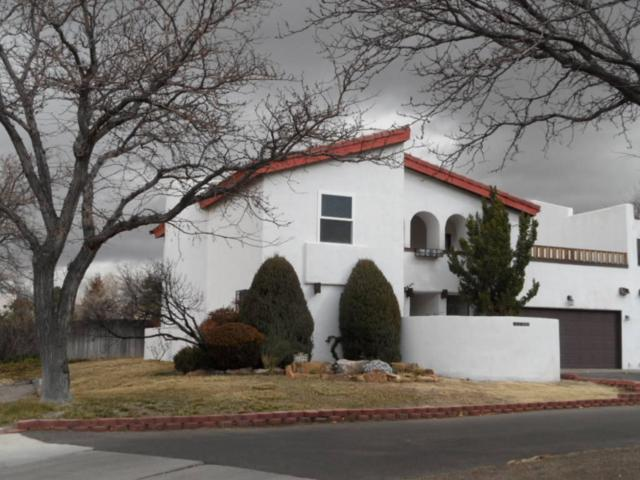 11109 Briarwood Terrace NE, Albuquerque, NM 87111 (MLS #911720) :: Will Beecher at Keller Williams Realty