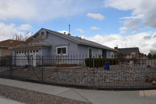 10701 Andalusian Avenue SW, Albuquerque, NM 87121 (MLS #911738) :: Will Beecher at Keller Williams Realty