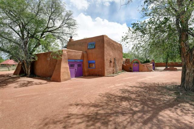 250 Moongate Road, Corrales, NM 87048 (MLS #911954) :: Campbell & Campbell Real Estate Services