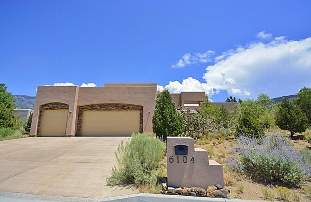 6104 Copper Rose Street NE, Albuquerque, NM 87111 (MLS #912245) :: Your Casa Team
