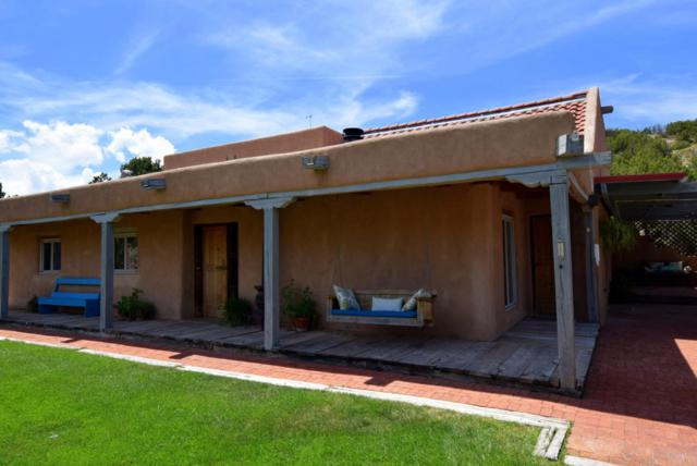 18 Tres Hermanos Road, Placitas, NM 87043 (MLS #912409) :: Campbell & Campbell Real Estate Services